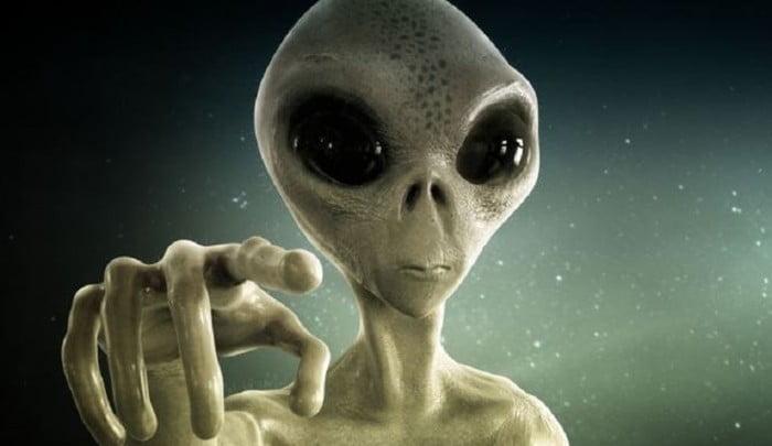 Misteri dunia Alien