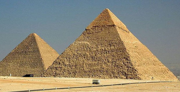 Misteri dunia Kutukan Piramida.