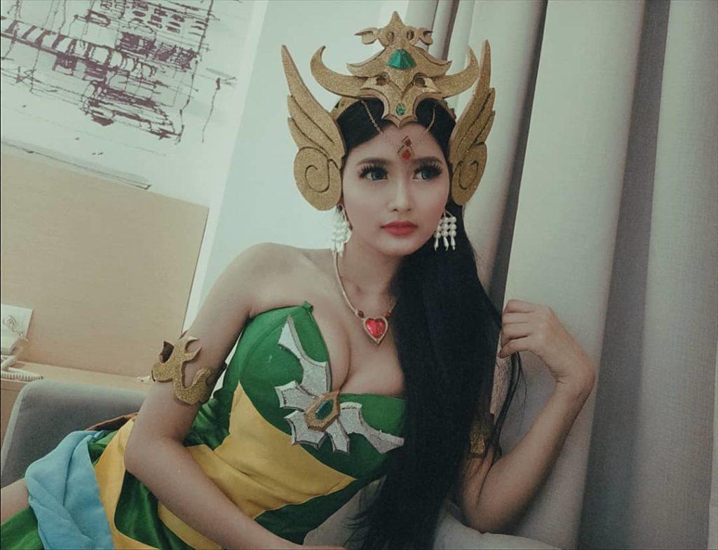 5 Cosplay Mobile Legend Paling Cantik Di Dunia Infodong