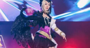 cosplay lunox