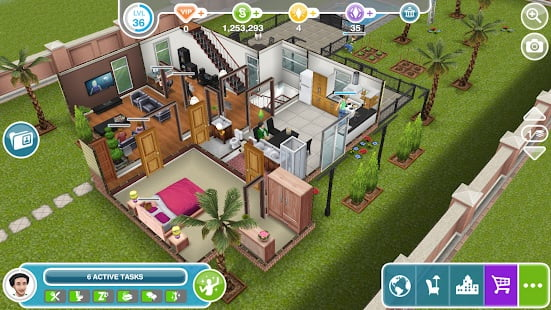 game android the sims