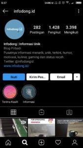 Cara Instagram Dark Mode Paling Jitu, Kamu Harus Coba Sekarang !