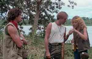 Film Cannibal Ferox (1981)