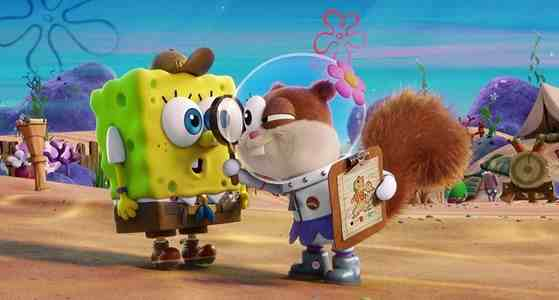 fakta terbaru film spongebob movie