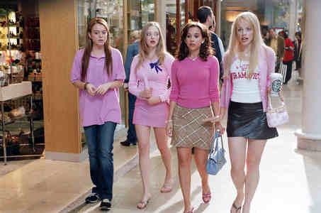 film komedi romantis Mean Girls 2004