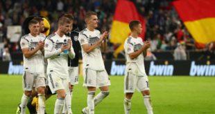 Rival terbesar dalam skala Timnas, Timnas Jerman