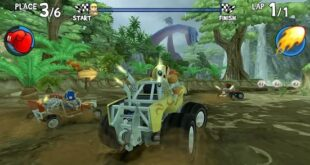 Beach Buggy Racing, game balapan terbaik