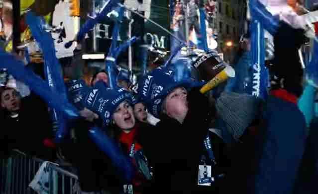 film bertema tahun baru New Year's Eve (2011)