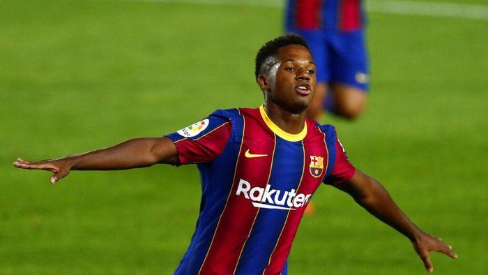 rekor sepakbola yang sulit dipecahkan, Ansu Fati