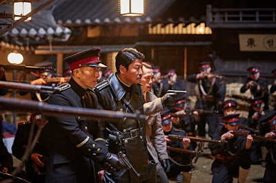 Film Korea The Age of Shadows (2016)