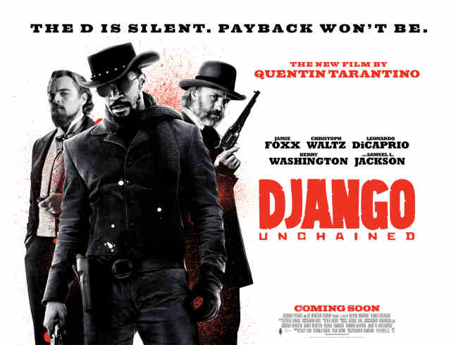 Film Leonardo DiCaprio Django Unchained (2013)
