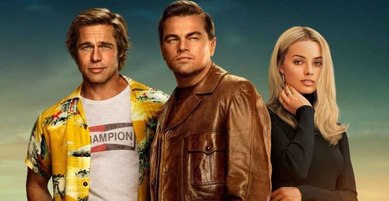 Film Leonardo DiCaprio Once Upon A Time In Hollywood (2019)