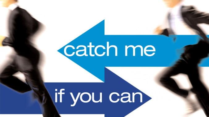 Film Leonardo DiCaprio Catch Me If You Can (2002)