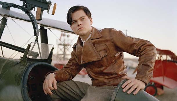 Film Leonardo DiCaprio The Aviator (2004)