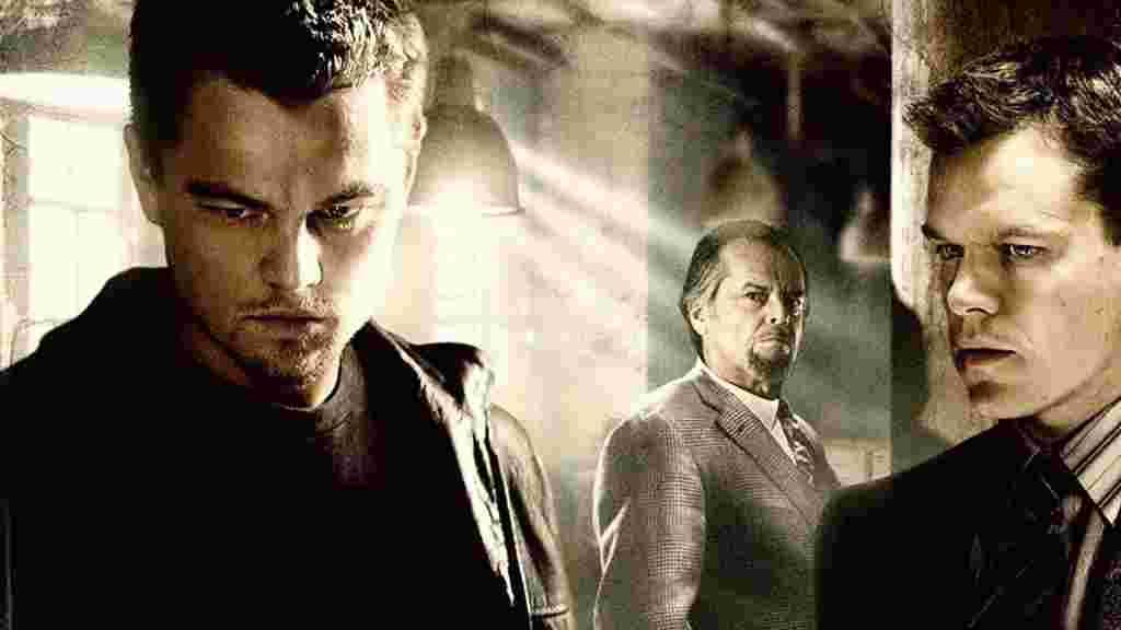 Film Leonardo DiCaprio The Departed 2006