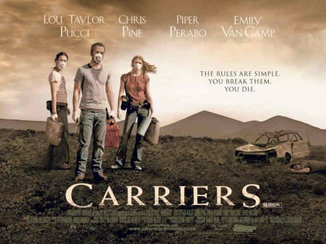 Film Wabah Virus Carriers (2009)