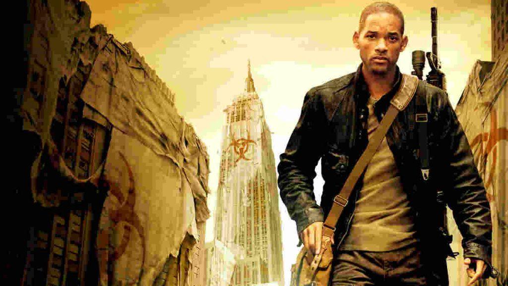 Film Wabah I Am Legend (2007)