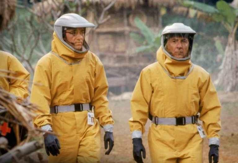 Film Wabah Outbreak (1995)