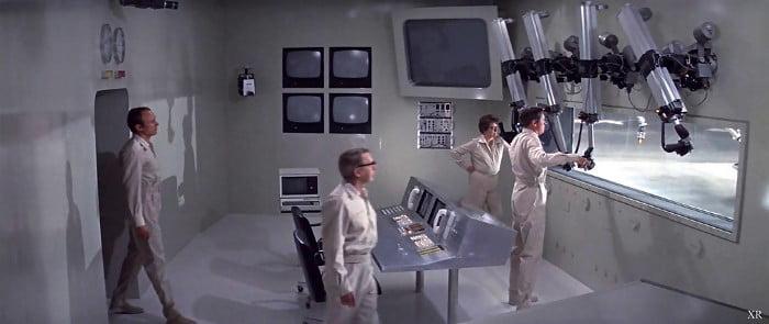 Film Wabah The Andromeda Strain (1971)