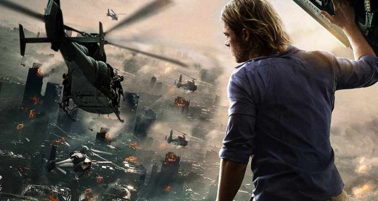 Film Zombie World War Z (2013)