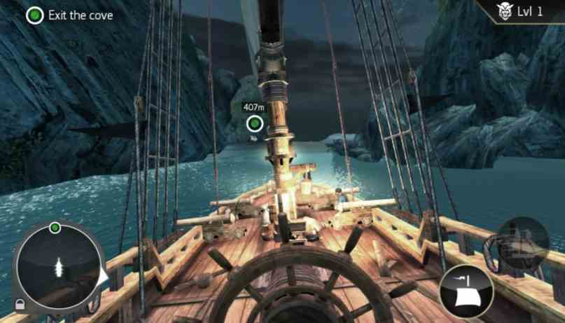 Game Petualangan Assassin's Creed Pirates
