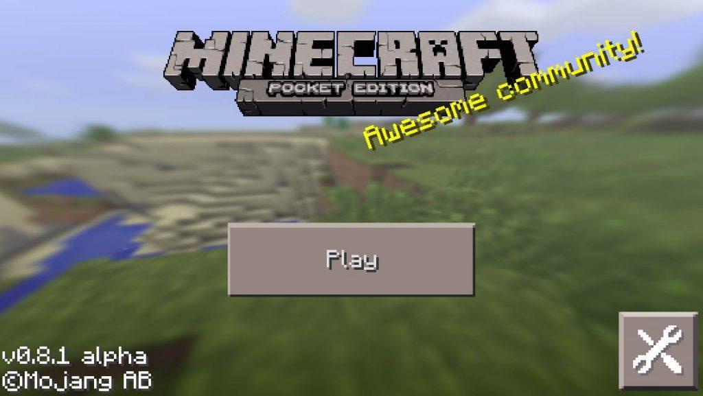Game Petualangan Minecraft Pocket Edition