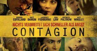 film tentang wabah dan virus Contagion (2011)