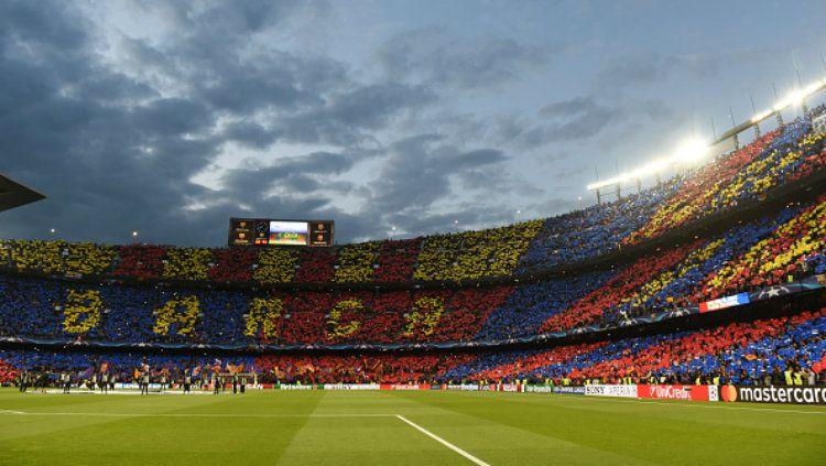 Stadion Camp Nou, Spanyol