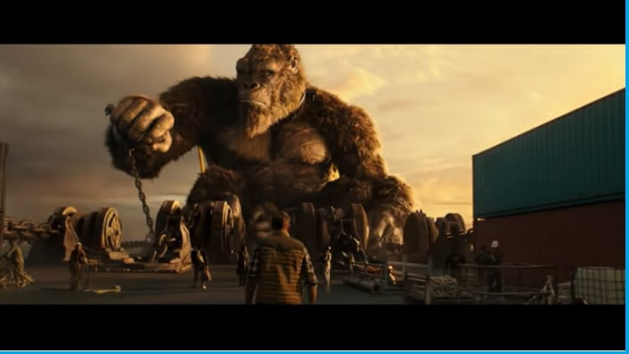 Film Godzilla vs Kong, daftar film hollywood 2021