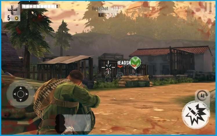 Game Android Brothers in Arms 3