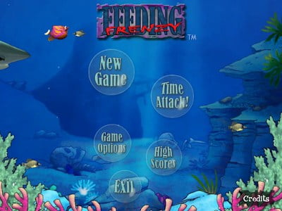 Game Feeding Frenzy