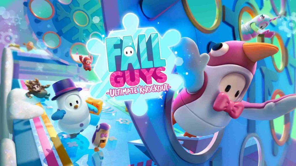 game yang cocok dimainkan pasangan ldr, game Fall Guys