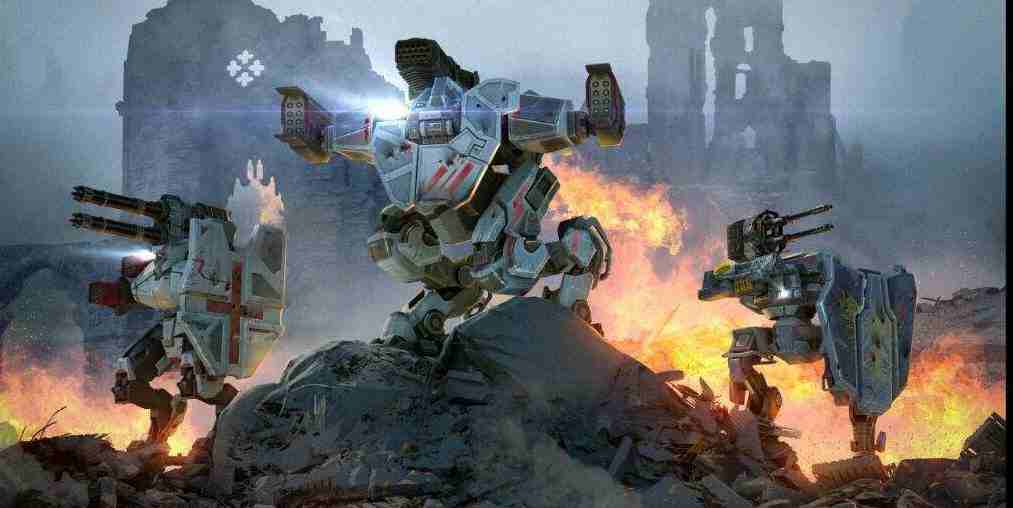 Game android War Robots