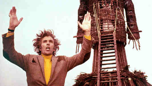 Cuplikan film The Wicker Man