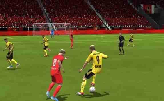 FIFA Soccer Game Sepakbola