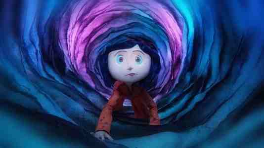 Film animasi dewasa. Cuplikan film animasi Coraline.
