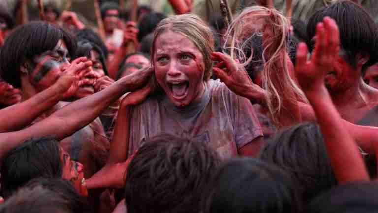 Film Kanibal The Green Inferno (2013)