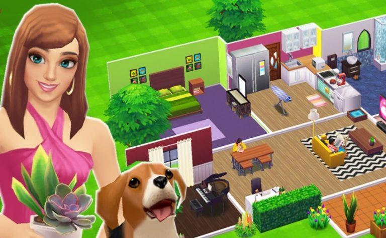 Game Home Street, game simulasi kehidupan terbaik.