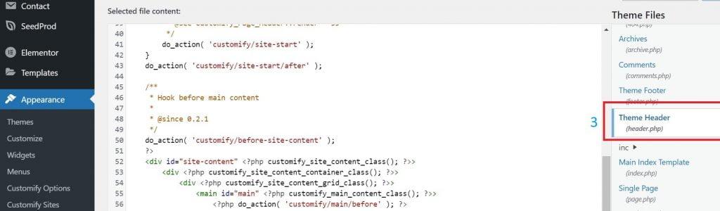 Cara Memasang Google Analytics Metode Manual (langkah 2)